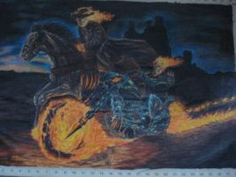 ghost rider by rickrms