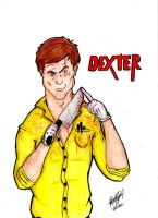 Dexter Morgan by GIAN092