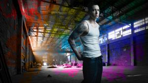 EMINEM - Colorful by StArL0rd84