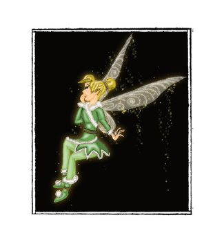 Winter Tink by CyberRaven