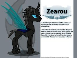 Meet the Changelings - Zearou by ZearouAyedea