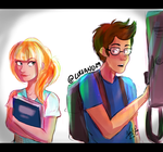 Peter and Gwen 04-06-2015 by Luciand29