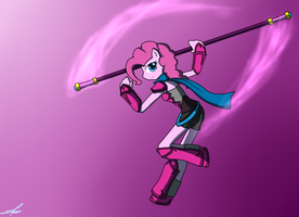Pinkie Wukong by TheYoungReaper