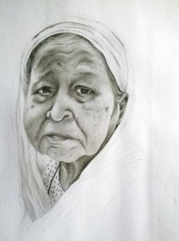 Grandma by Tanzila-Ahmed