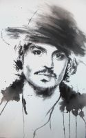Johnny Depp by remsND