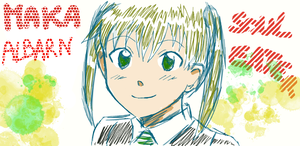 Maka Sketch by Vegeta89