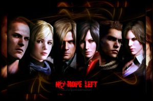Resident Evil 6 (No Hope Left) by sakurariguret