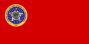 Alt Flag - State of Oklahoma 01 by AlienSquid