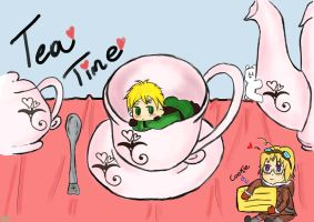 Tea Time~ by Lilith09876