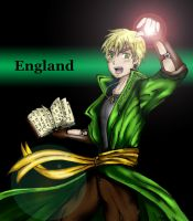 England: Legacy of Albion (APH) by DjRoguefire