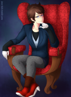 HS - Chair by feshnie