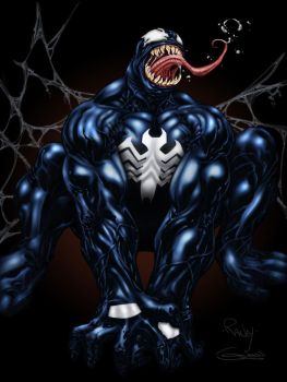 Venom by Tom Raney by pixeltease