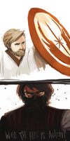star wars - winter soldier AU by shorelle