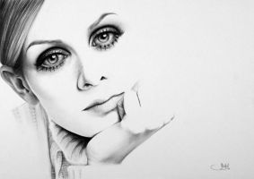 Twiggy Minimal by IleanaHunter