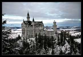 Neuschwanstein by IrnBru