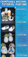 Shoe Tutorial I by ChumpShoes