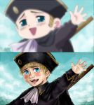 [APH-REDRAW] Holy Roman Empire's Promise (OLD) by TomatoAndLettuce