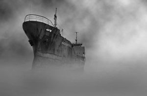 Ghost Ship by aenal