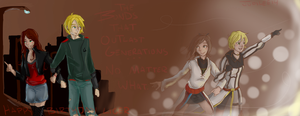 A new generation, a new adventure by JqotD