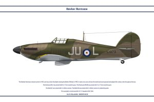 Hurricane GB 111Sqn by WS-Clave