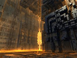 Core Reactor Overflow by batjorge