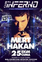 Dj Hakan Mert by DarkMonarch