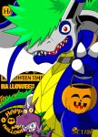 Dragon Halloween 2015 by Zetaby2594