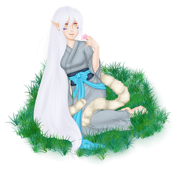 Young Seiuna by Lucille-Haden