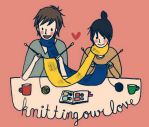 Knitting our love by drrecords