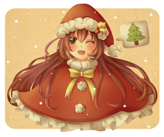Merry Christmas! [Happy Holidays 2012] by iJosiechan