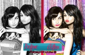 Delena Colorization by TheDesignOfOurLifes