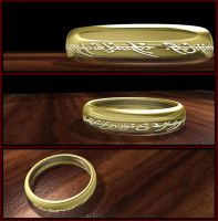 one ring to rule them all by Nic-animator