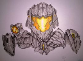 Halo Spartan idea by Macca-Chief