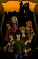 Deathly Hallows - The Heroes by MioneBookworm