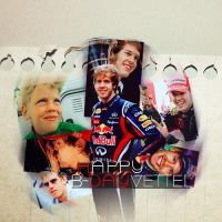 HAPPY BDAY SEBASTIAN VETTEL by glamorousdesigns