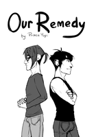 just a really gay comic cover by PrinceYapi