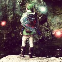 Legend of Zelda: Link Cosplay by Legendofzanon