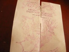 Marauder's Map.. by 00cheily00
