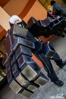 Black Rock Shooter: Strength 2 by GigEmPhats