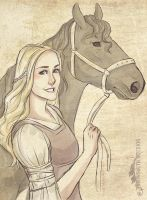 Eowyn by ladyarrowsmith