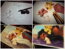Uncle Scar - Step by Step by RafaConte