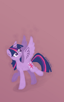 Princess Twilight by bibliodragon