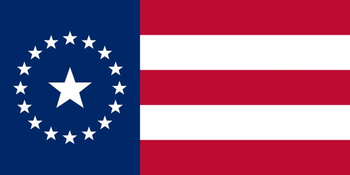 The New Southern Flag by achaley