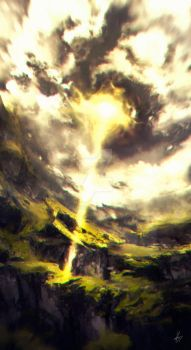 The Unglorious Beam by Yaguete