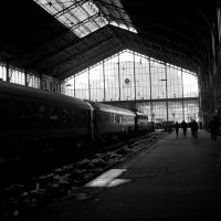 Railway Station by hannah-tuatha