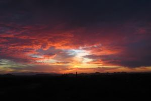 Arizona Sunset 6 by xReflections