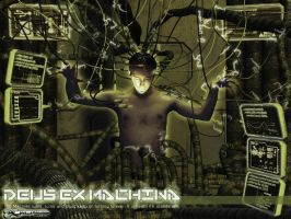 Deus Ex Machina by juanjoharo
