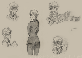 APH: Arthur character study by Destiny-Shiva