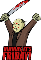 Jason t-shirt design by nemesisdestrodareal1
