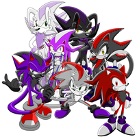 Family of Chaos by DemonSheyd500025